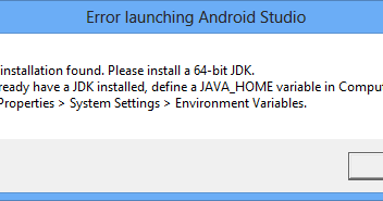 how do i fix a runtime error application on android