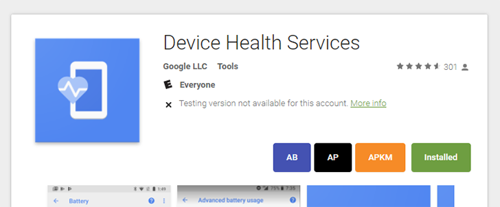 google play store services application