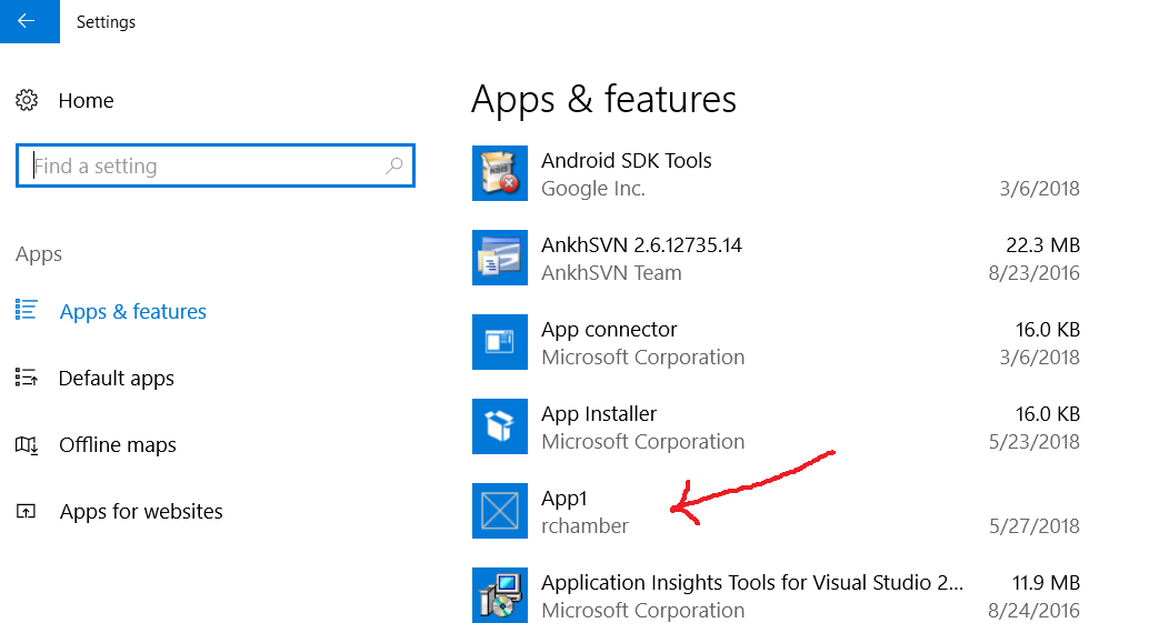 windows 10 remove application from startup