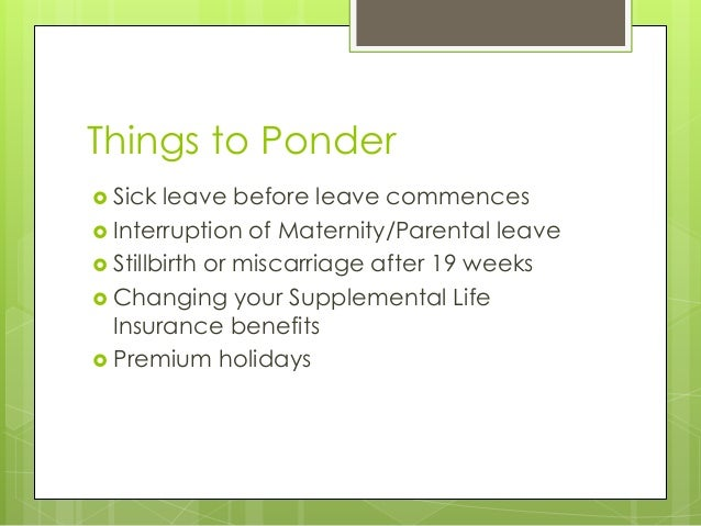 employment insurance maternity and parental benefits online application