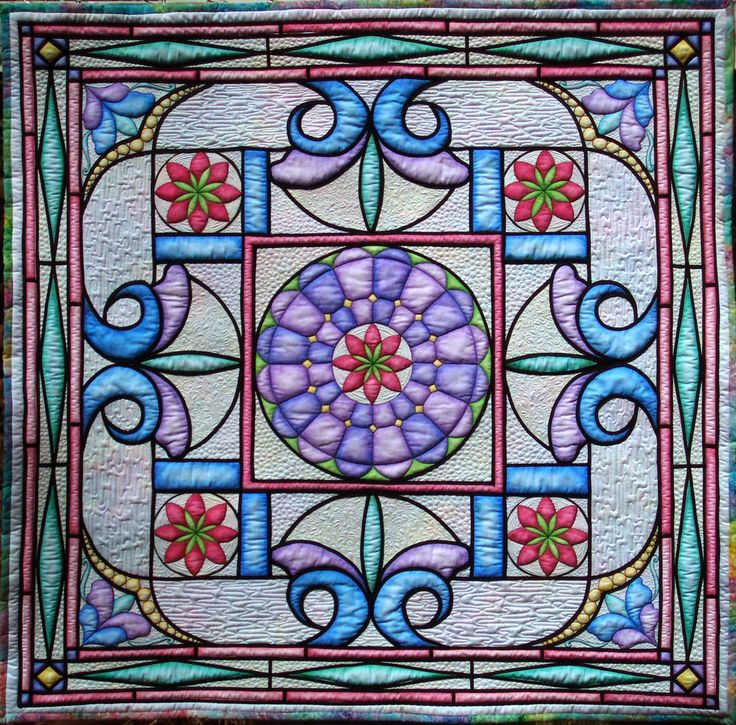 celtic bias tape applique free pattern