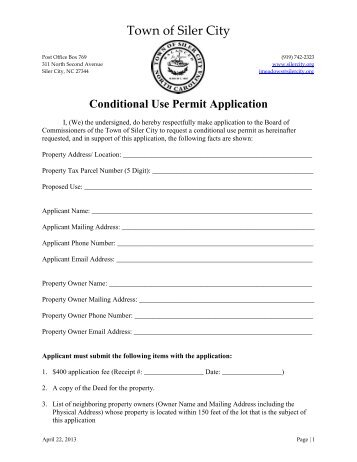 town of newmarket permit application