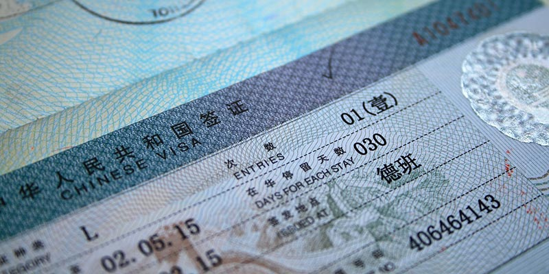 complete list of international requirements for passport and visa applications