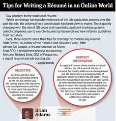 job application tips for communications professionals