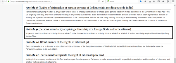 indian canadian dual citizenship application
